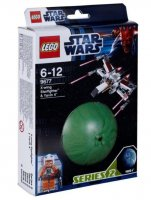 X-wing Starfighter & Yavin 4