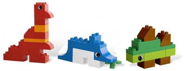 Поделки из LEGO : необычные дома