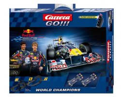 Carrera Go 62278 Tor Red Bull Racing
