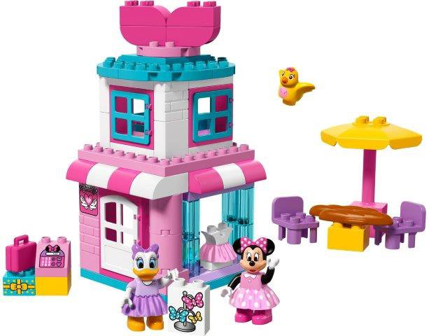 Lego 10844 Butik Minnie Lego Duplo Hurtownia Lego