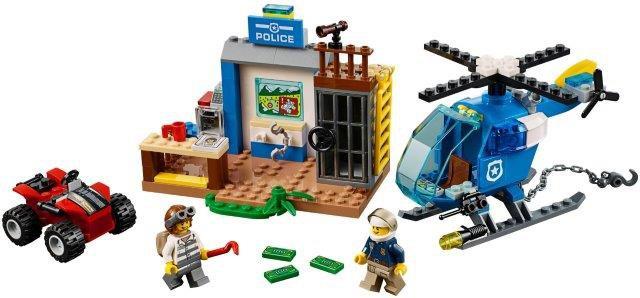 Lego 10751 Górski Pościg Policyjny Lego Juniors Sklep Lego